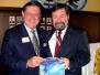 Besuch des Lions Club Weltpräsident — WS 2010/11